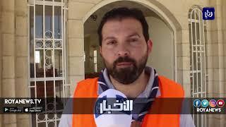 مبادرة شبابية لتنظيف المقبرة الهاشمية في الزرقاء - (23-7-2018)