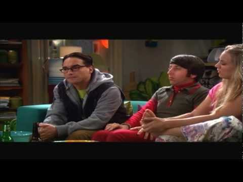 The Big Bang Theory - No Laugh Track 1 (Avoiding the Shamy)