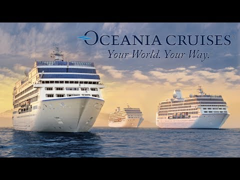 Oceania Cruises with Jill Hanlon | Plus Cruise News & Deals