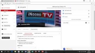 iNooro TV Live Stream