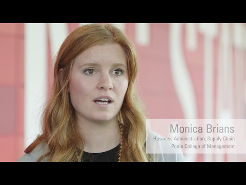 Business Analytics Program, Poole College of Management, NC State University