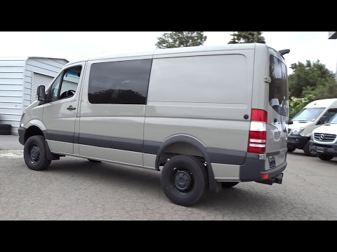 2017 Mercedes Benz Sprinter Crew Van Pleasanton Walnut Creek Fremont San Jose Livermore CA 17 2