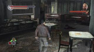 John Woo Presents Stranglehold Xbox 360 Gameplay - Tequila