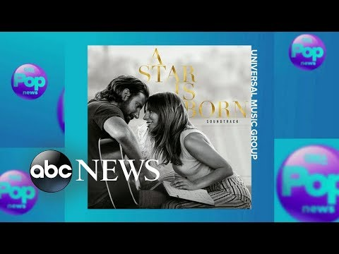'A Star is Born' soundtrack debuts at No. 1 on the Billboard 200 album list Mp3