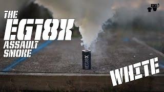 Enola Gaye EG18X White Smoke Grenade