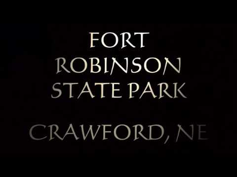 Fort Robinson State Park, Crawford, NE 2017