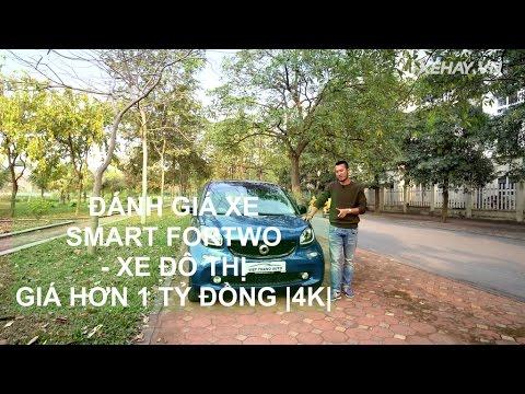 """[XEHAY.VN] nhận xét xe Smart ForTwo - xe đô thị """"sang chảnh"""" giá hơn 1 tỷ đồng"""