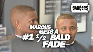 HOW TO : Bald Fade Ethnic / Black / African American Hair | Men