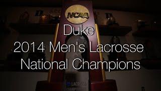 2014 Duke Men