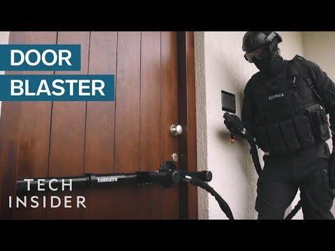 Breach A Door Quietly In Seconds