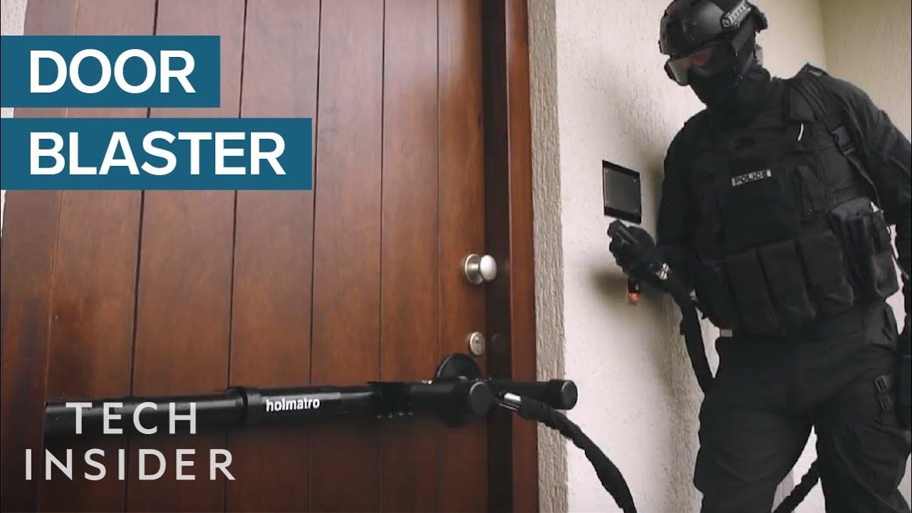 Download Breach A Door Quietly In Seconds
