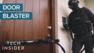 Breach A Door Quietly In Seconds Video