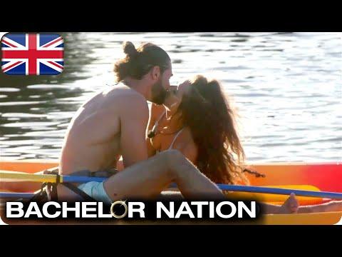 Alex & Charlotte T Go Kayaking In Antigua   The Bachelor UK