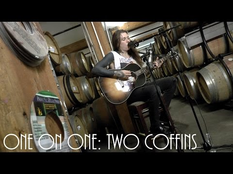 ONE ON ONE: Laura Jane Grace - Two Coffins May 25th, 2015  City Winery New York