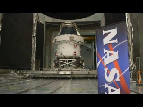 La nave spaziale Orion passa i primi test, porterà la donna sulla luna