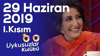 Okan Bayülgen ile Uykusuzlar Kulübü - Melek Mosso - 1. Kısım - 29 Haziran 2019