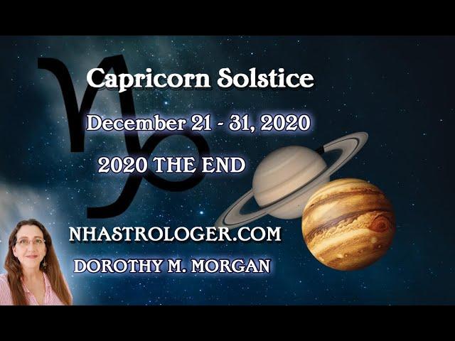 December Solstice - 2020 THE END