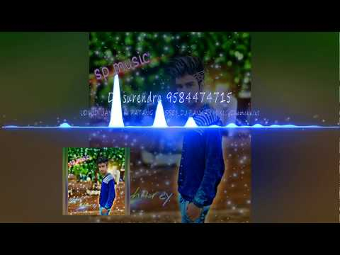 New Song || Udi Udi Jay Dilki Patang (rasse)|| Dj Pankaj || By Sp Music