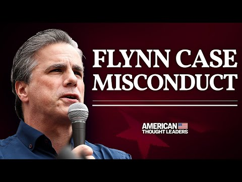 Tom Fitton on the Durham Probe, Flynn Case Misconduct & New Appointment | American Thought Leade