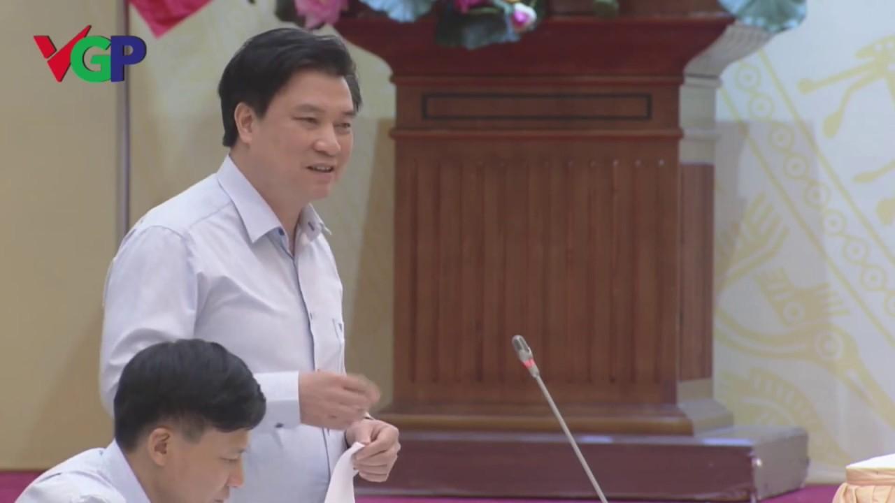 Họp báo Chính phủ thường kỳ tháng 5/2019 | VTC Now