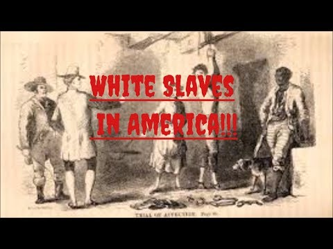 White Slaves in America Untold Hidden History