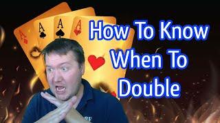 How To Know Wнen To Double - Weekly Free #284 - Online Bridge Tournament
