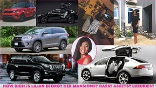 how rich is Chioma Chukwuka  All her Mansions Cars Companies Luxuries  Assets