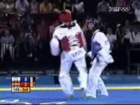 Olympic Taekwondo best of