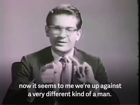"""Confessions of a Republican"" ad from the 1964 presidential election"