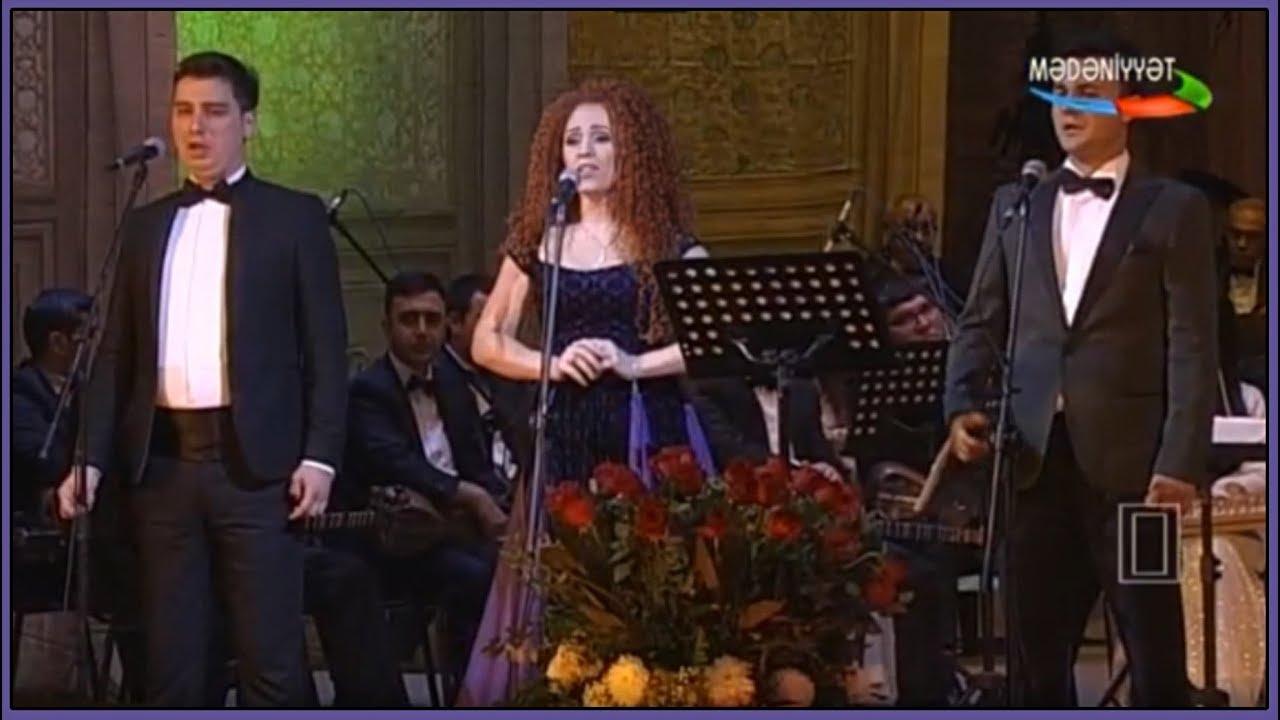 Bakı haqqında mahnı - Maryam Shabanova, Arastun Quliyev, Kenan Gadimov