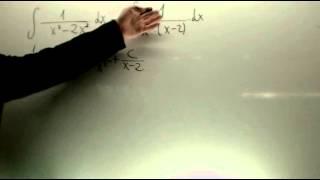 Integral tipo racional raiz doble  Matematicas 2 Bachillerato Academia Usero Estepona