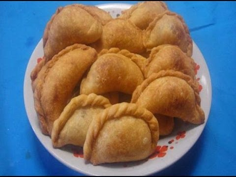 Resep dan Cara Membuat Kue Pastel Kering Isi Abon(Kue Lebaran ...