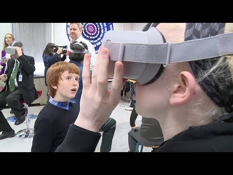 Cochran Elementary School – Virtual Reality Lab