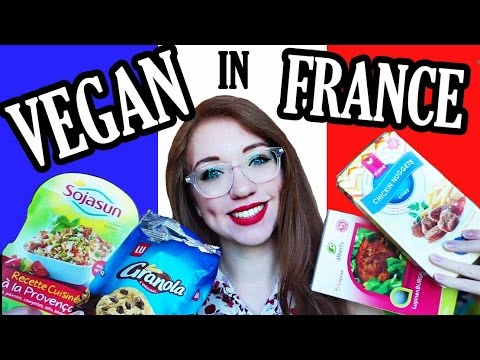 25+ French VEGAN products - Supermarkets, Un Monde Vegan (Paris), Bio/Organic shops