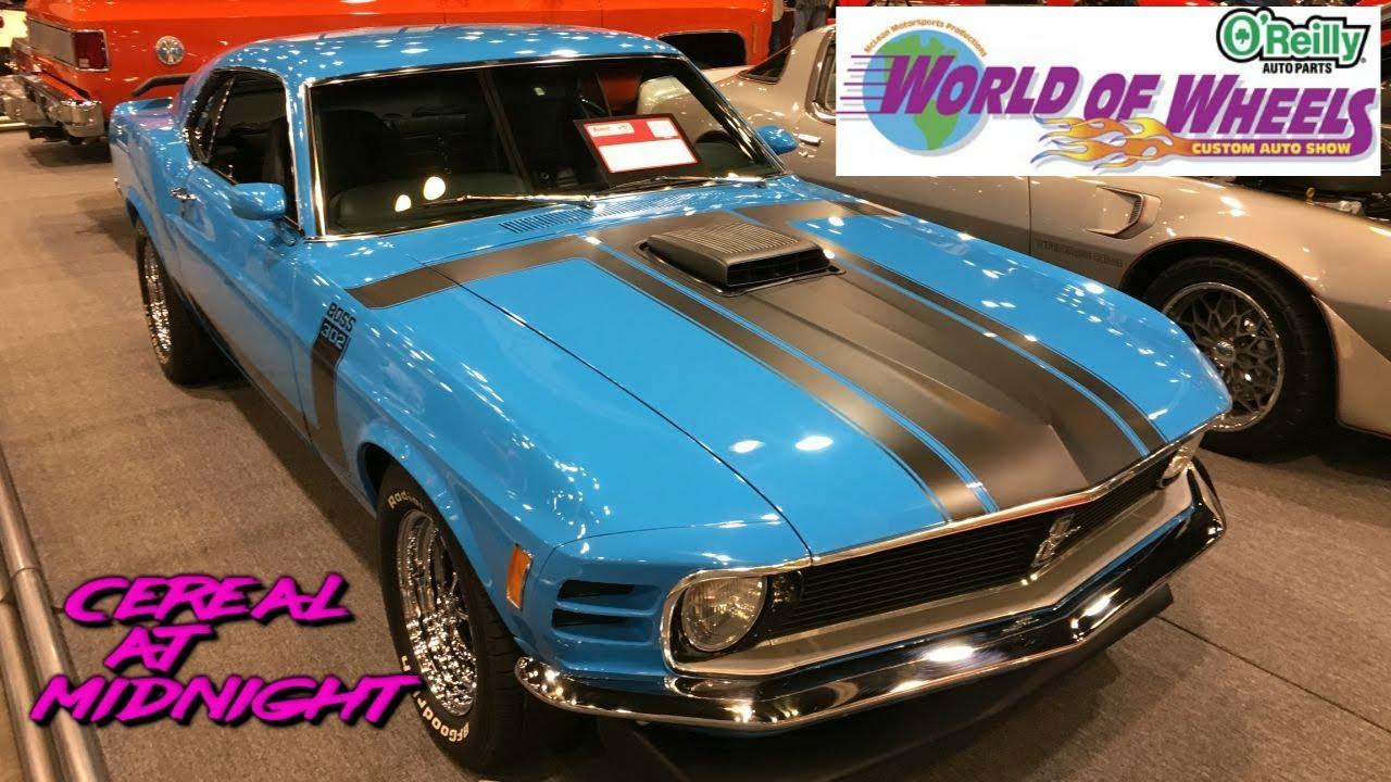World Of Wheels Custom Auto Show Birmingham AL Kustom - Car show birmingham al