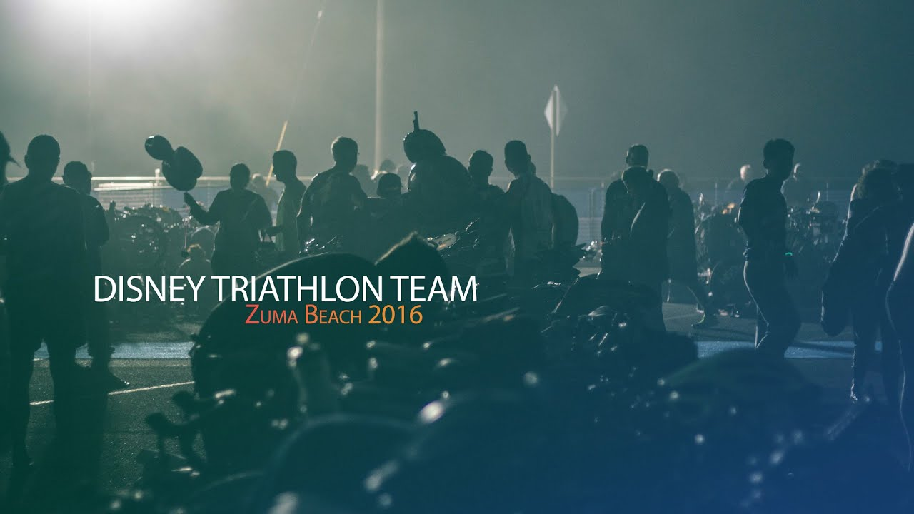 Disney Triathlon 2016 + Star Wars Themed Bonus Video