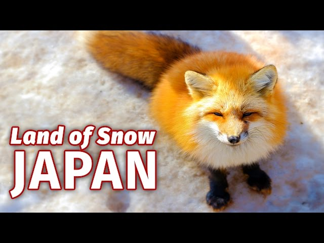 Japan: Snow Capital of the World
