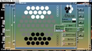 AMIGA ABACUS MUI By Kai Nickel v2.20 FROM Assassins CD3 Ultimate Games 1997WeirdScience!Amiga CDTV32