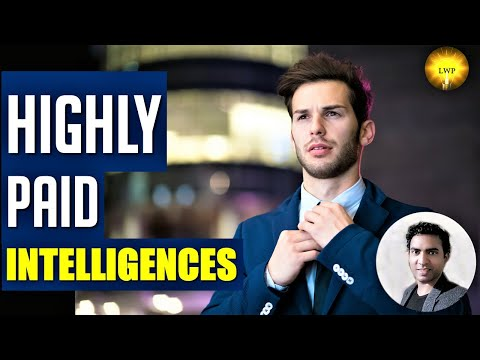 Do You Have A Highly Paid Intelligence ?