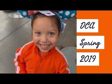Disney California Adventure Spring 2019