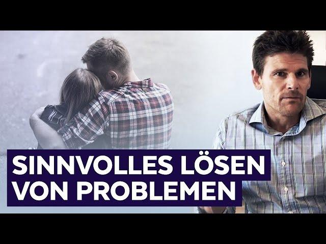 Probleme mit dem Partner ansprechen und lösen