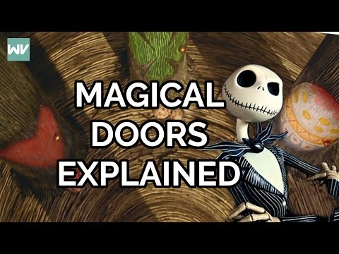 Doors In The Nightmare Before Christmas Explained: Discovering Disney
