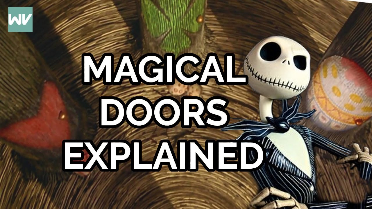 Doors In The Nightmare Before Christmas Explained: Discovering ...