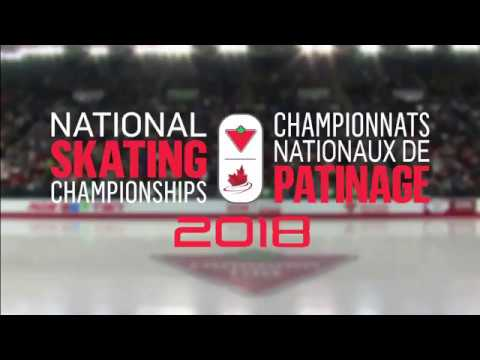 2018 Canadian Tire National Skating Championships Promo