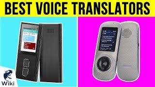 9 Best Voice Translators 2019