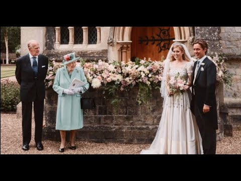 New photos show Princess Beatrice's secret wedding in Windsor ...