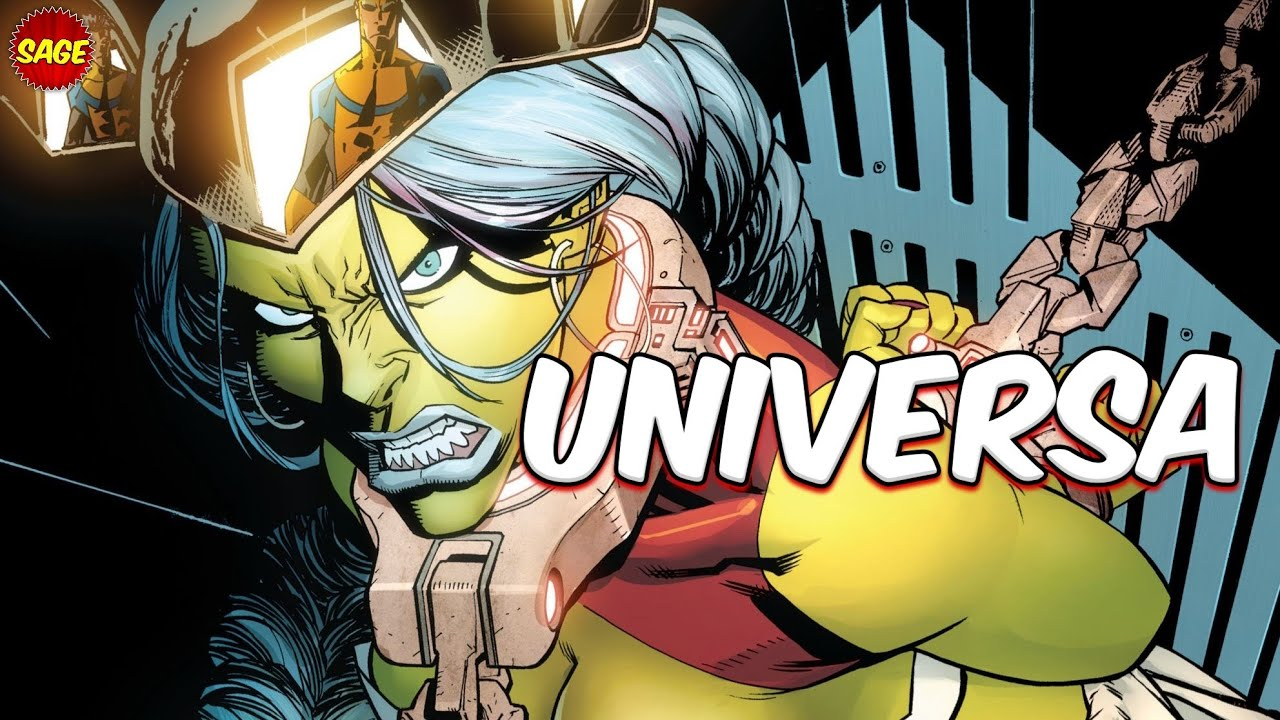Who is Image Comics' Universa? The Pursuit of Power