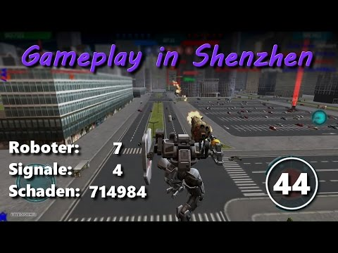 War Robots Gameplay in Shenzhen #44 - War Robots (WR, WWR) - (Deutsch / German)