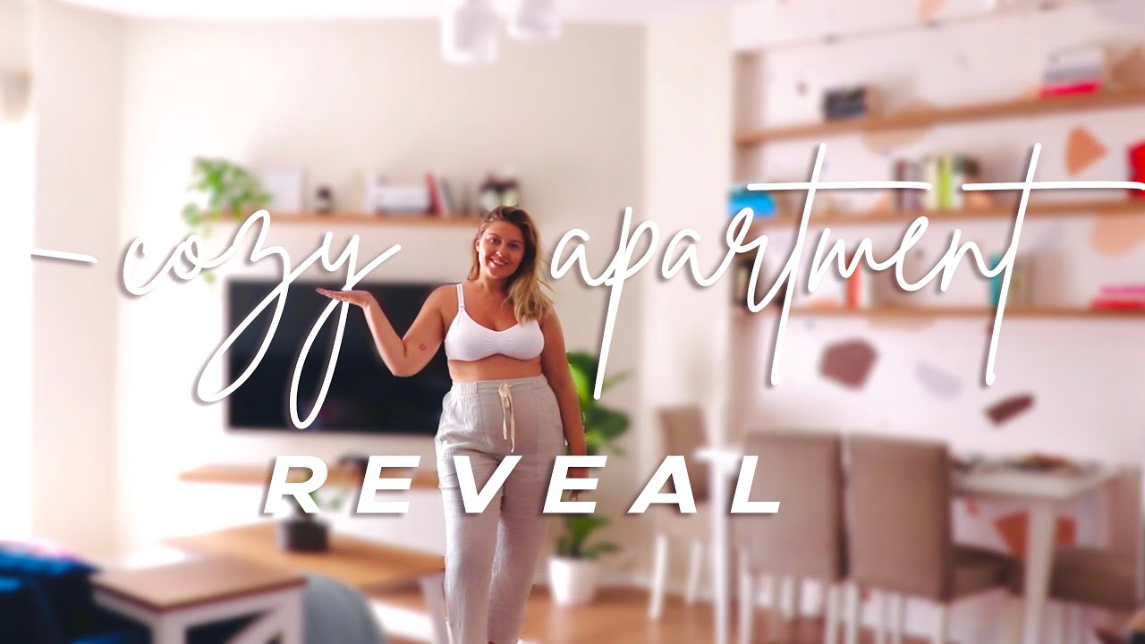 COZY APARTMENT REVEAL!!! | Sara Karaj - YouTube