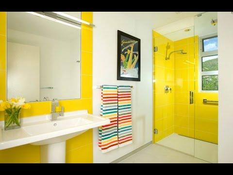 Baños modernos, muebles de baño decoración de cuartos de baño pequeños y  grandes